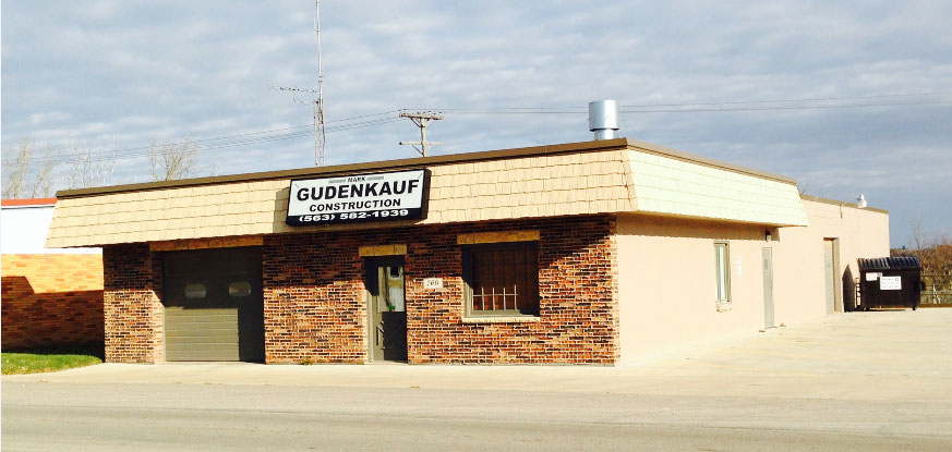 Mark Gudenkauf Construction in Dubuque, IA